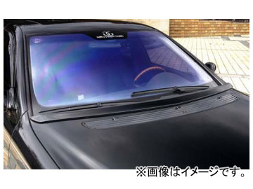 バタフライシステム GLANZ ボンネットスポイラー メルセデス・ベンツ W220 S600L 前期