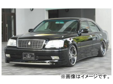 バタフライシステム GLANZ 3点セット(F/S/R) トヨタ クラウン 17