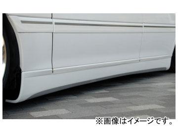 バタフライシステム GLANZ サイドステップ トヨタ クラウン 17