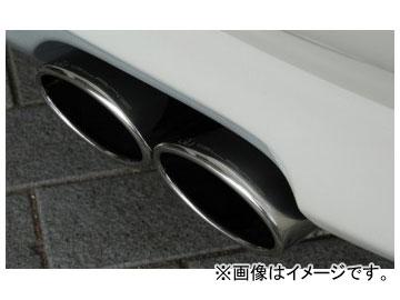 バタフライシステム GLANZ ゲーベンマフラー[SS11W] 2.5L D4(110Φ×70Φ) トヨタ クラウン 17