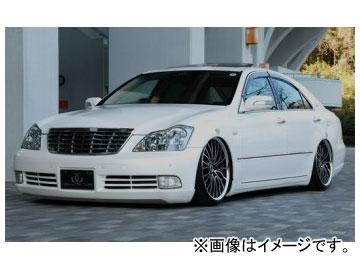 バタフライシステム GLANZ 3点セット(F/S/R) トヨタ クラウン 18