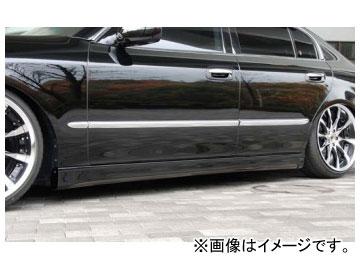 バタフライシステム GLANZ サイドステップ ニッサン シーマ F50 前期