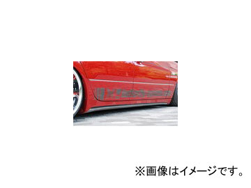 バタフライシステム GLANZ KRONE サイドステップ(交換タイプ) トヨタ セルシオ 30 後期