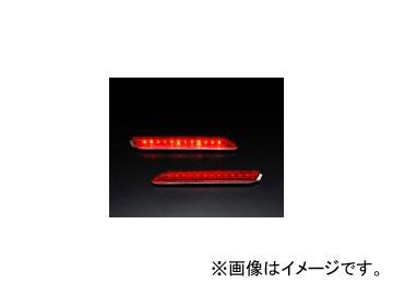 クリアワールド LEDリフレクターランプ レッドレンズ RSM-12 トヨタ ノア・ヴォクシー ZRR70・75W 2007年06月~