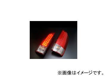 クリアワールド LEDコンビテールランプ レッド/クリア RTT-17 トヨタ ノア・ヴォクシー ZRR60・65W 2001年11月~2007年06月
