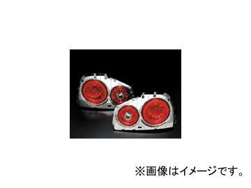 クリアワールド LEDテールランプ ETN-08 ニッサン スカイライン R34 2Dr用 1998年05月~2001年06月