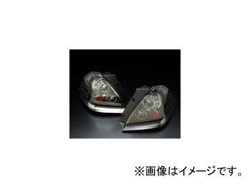 クリアワールド LEDユーロテールランプ TYPE-2 スモークレンズ ETH-15S ホンダ オデッセイ RB1・2 前期用 2003年10月~2006年04月