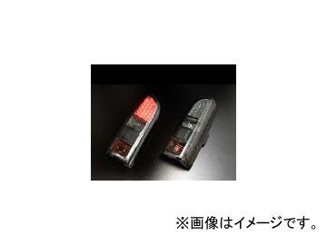 クリアワールド LEDクリアテールランプ スモークレンズ CTS-16 スズキ エブリィ DA52・62/DB52 1999年01月~2005年08月