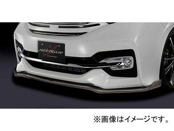 シルクブレイズ フロントリップスポイラー Type-S ガンメタ単色 RPSW-FS-GM ホンダ ステップワゴンスパーダ RP3/4