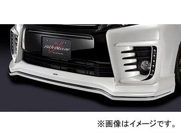 シルクブレイズ フロントスポイラー 純正色/ガンメタ塗り分け トヨタ ヴォクシー ZRR/ZWR8# ZSグレード専用 選べる7塗装色