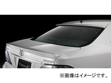 シルクブレイズ クロノス トランクスポイラー 未塗装 TSR20CR-TS トヨタ クラウン アスリート/ロイヤル GRS/GWS20# ハイブリッド含む