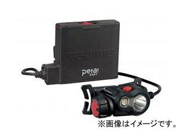 タジマ/TAJIMA ペタLEDヘッドライト E301N ブラック LE-E301N JAN:4975364166876