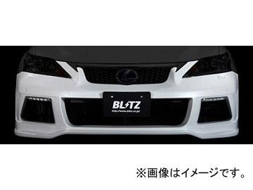ブリッツ/BLITZ エアロスピード Rコンセプト フロントバンパースポイラー デイライトセット No.60135 レクサス/LEXUS CT 200h ZWA10 2ZR-FXE 2011年01月~