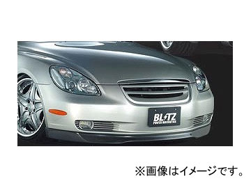 ブリッツ/BLITZ フロントリップスポイラー(FRP) No.60078 トヨタ/TOYOTA ソアラ UZZ40 2001年04月~