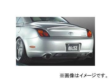 ブリッツ/BLITZ リアディフューザー (FRP) No.60049 トヨタ/TOYOTA ソアラ UZZ40 2001年04月~