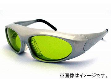 理研オプテック/RIKEN レーザ保護めがね シルバー RSX-2 SC3