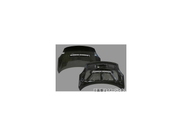 モンスタースポーツ エアアウトレットカーボンフード 8FQB12 スズキ スイフトスポーツ ZC31S