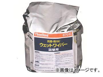 トヨタ/タクティー 抗菌ウエットワイパー 詰替用 TB6701CD 入数:150枚入