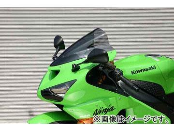 2輪 MRA スクリーンレーシング MR635S スモーク JAN:4547424434951 カワサキ ZX-10R 2006年~2007年