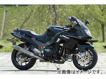 2輪 ノジマエンジニアリング ファサームプロチタン 4-1-2SC Ti V 品番:NMTX605VZW カワサキ ZZR1100 D型 JAN:4547424791733