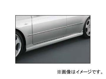 トムス サイドステップ 塗装済 トヨタ クラウン アスリート/ロイヤル GRS18# 2003年12月~2005年10月