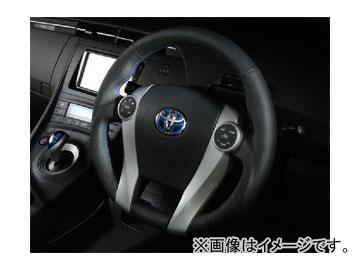 トムス ステアリング レザー 45100-TZW32 トヨタ アクア NHP10 2011年12月~