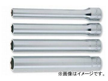 """コーケン/Koken 3/8""""(9.5mm) 6角エクストラディープソケットセット 4ヶ組 3300M/4-L120"""
