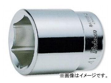 """コーケン/Koken 1""""(25.4mm) 6角ソケット 8400M-63"""