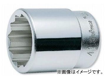 """激安単価で 8405A-3. 1""""(25.4mm) 12角ソケット コーケン/Koken 1/2:オートパーツエージェンシー2号店-DIY・工具"""