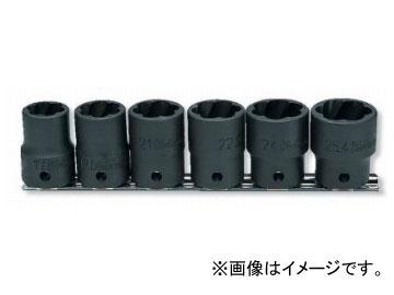 コーケン/Koken ナットツイスター レールセット 6ヶ組 RS4127/6