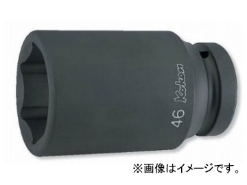 """コーケン/Koken 1""""(25.4mm) 6角ディープソケット(薄肉) 18301M-50"""