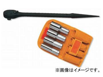 コーケン/Koken 6角ディープソケットセット 5ヶ組 1205