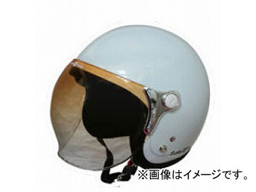 2輪 ダムトラックス/DAMMTRAX BUBBLE-BEE パールホワイト フリーサイズ(57~60cm未満) JAN:4560185901159