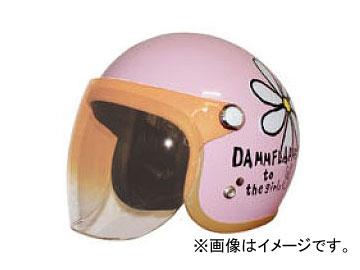 2輪 ダムトラックス/DAMMTRAX フラワージェット パールピンク レディースフリー(57cm~58cm) JAN:4580184031060