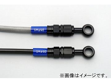 2輪 スウェッジライン フロントホースキット ブラック/クリア 品番:BAF658 カワサキ KLX250SR 1993年~2007年 JAN:4547567827733