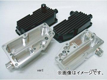 2輪 アントライオン ビレットオイルパン Ver2 品番:34401-BK ブラック ヤマハ SR500 JAN:4548664602414
