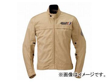 2輪 ホンダライディングギア CLASSICS トリコロールジャケット ベージュ 選べる2サイズ