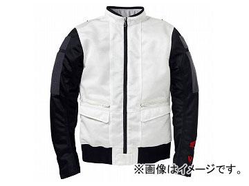 2輪 ホンダライディングギア ×YOSHIDA ROBERTO シングルライダースジャケット ホワイト 選べる4サイズ