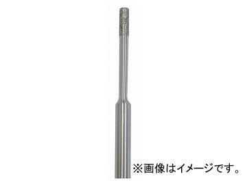 柳瀬/YANASE 高剛性電着ダイヤモンドバー 円筒型 ダイヤ サイズ:0.4×3×3,0.5×3×5,0.6×4×6,0.7×4×6,0.8×4×8他 入数:10本