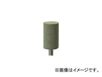 柳瀬/YANASE 研磨用ゴム砥石 円筒タイプ 25×25 #2000 DOX-2518 入数:10本
