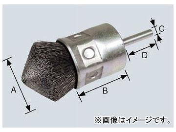 柳瀬/YANASE パイプバリ取りブラシ BKS-35 入数:5個