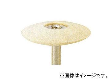 柳瀬/YANASE フェルト軸付ホイール ソロバン型 30×10×6 SF3010UW 入数:10本