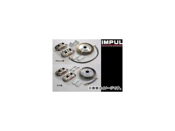 インパル/IMPUL ブレーキシステム/BRAKE SYSTEM φ370/φ332 日産/NISSAN ムラーノ Z50