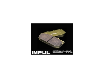 送料無料 格安 インパル IMPUL ブレーキパッド BRAKE PAD マーケット カーボン タイプ フロント T30系 日産 H12.11~ NISSAN エクストレイル BPF-39