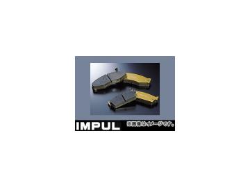 インパル/IMPUL ブレーキシュー/BRAKE SHOE ノンアスベスト・タイプ リア BSR-28 日産/NISSAN サニー B14系 H6.1~