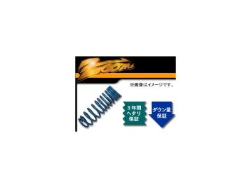 zoom/ズーム 200kgf/mm^2 スーパーダウンフォースC 1台分 トヨタ/TOYOTA クラウン LS130 2LTE S62/9~H3/10 4リンク
