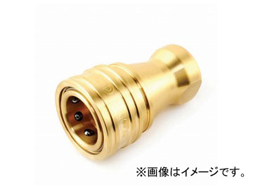 SK11 SPカプラTypeA ソケット 6S-A/NBR/BRASS JAN:4977292428835