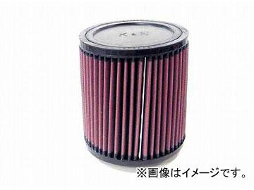 2輪 K&N ラウンドストレート/ラバー 品番:RU-1000 JAN:4520616223250