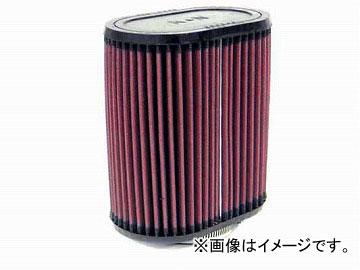 2輪 K&N オーバルストレート/ラバー 品番:RU-1520 JAN:4520616221621