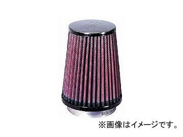 2輪 K&N ラウンドテーパー/クローム 品番:RC-2600 JAN:4520616221829